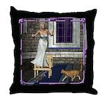 Pussycat, Pussycat Throw Pillow