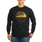 Robin Redbreast Long Sleeve Dark T-Shirt