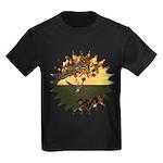 Robin Redbreast Kids Dark T-Shirt