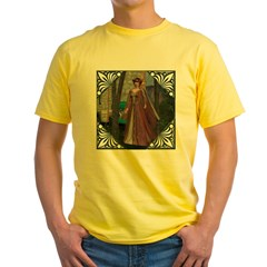 Sleeping Beauty Yellow T-Shirt