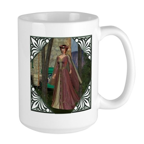 Sleeping Beauty Large Mug