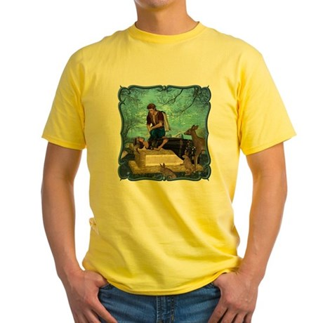 Snow White Yellow T-Shirt
