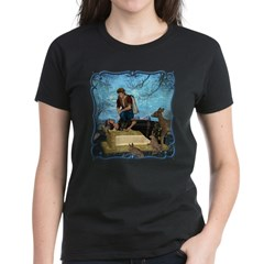 Snow White Women's Dark T-Shirt