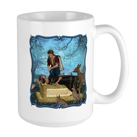 Snow White Large Mug