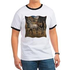 Southwest Horses Ringer T