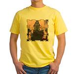 This Little Piggy Yellow T-Shirt
