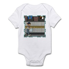 Tom, Tom Piper's Son Infant Bodysuit