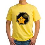 Twinkle, Twinkle Little Star Yellow T-Shirt