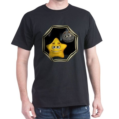 Twinkle, Twinkle Little Star Dark T-Shirt