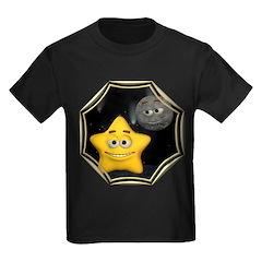 Twinkle, Twinkle Little Star Kids Dark T-Shirt