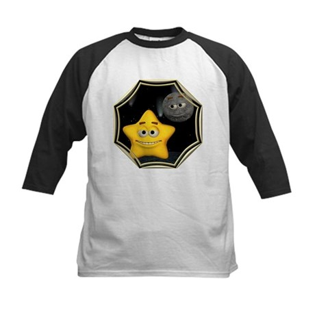Twinkle, Twinkle Little Star Kids Baseball Jersey