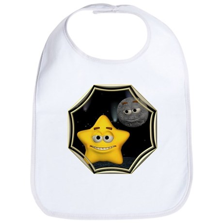 Twinkle, Twinkle Little Star Bib