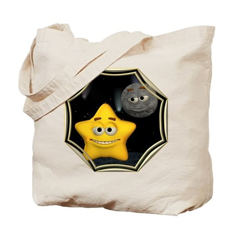 Twinkle, Twinkle Little Star Tote Bag