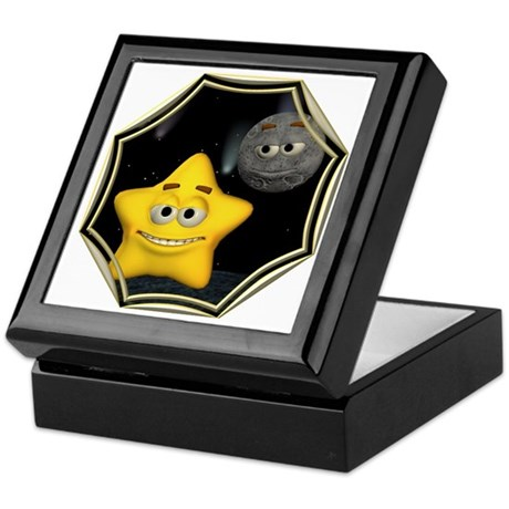 Twinkle, Twinkle Little Star Keepsake Box
