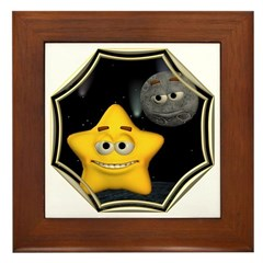 Twinkle, Twinkle Little Star Framed Tile