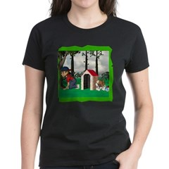 Where, Oh Where? Women's Dark T-Shirt