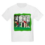 Where, Oh Where? Kids Light T-Shirt