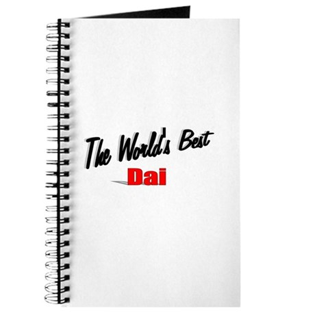 """ The World's Best Dai"" Journal"