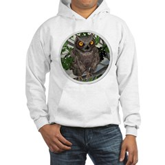 The Wise Old Owl Hooded Sweatshirt
