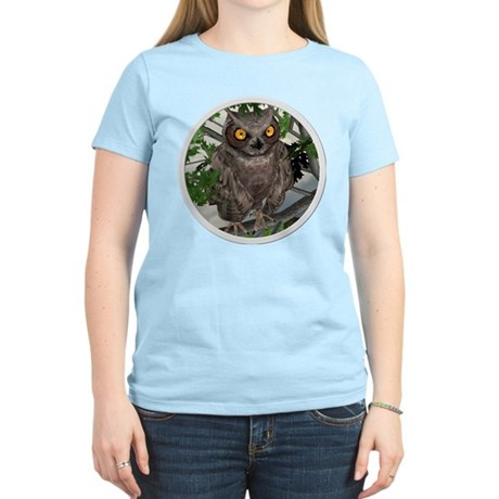 The Wise Old Owl Women's Light T-Shirt