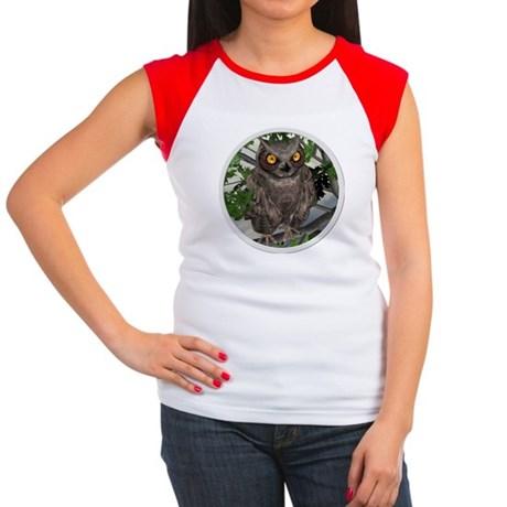 The Wise Old Owl Women's Cap Sleeve T-Shirt
