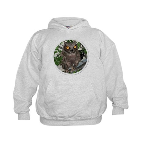The Wise Old Owl Kids Hoodie