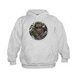 The Wise Old Owl Kids Hoodie