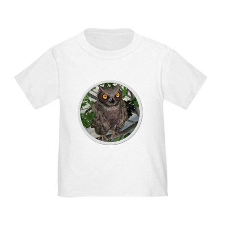 The Wise Old Owl Toddler T-Shirt