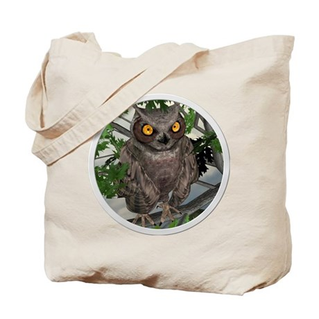 The Wise Old Owl Tote Bag