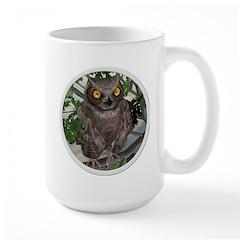 The Wise Old Owl Large Mug