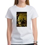 The Artist-AussieShep1 Women's T-Shirt