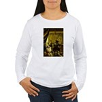 The Artist-AussieShep1 Women's Long Sleeve T-Shirt