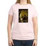 The Artist-AussieShep1 Women's Light T-Shirt