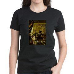 The Artist-AussieShep1 Women's Dark T-Shirt