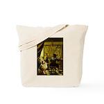 The Artist-AussieShep1 Tote Bag