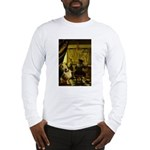 The Artist-AussieShep1 Long Sleeve T-Shirt