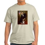 Lincoln / Basset Hound Light T-Shirt