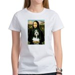 Mona / Bearded Collie Women's T-Shirt
