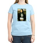 Mona / Bearded Collie Women's Light T-Shirt