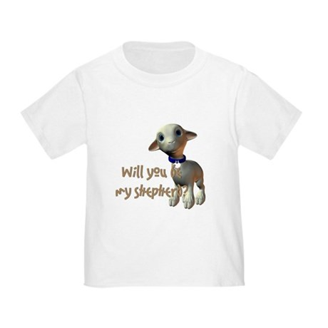 This Little Lamb - Toddler T-Shirt