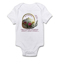 I'm a Little Teapot - Infant Bodysuit