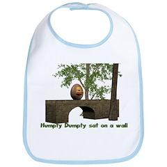 Humpty Dumpty - Bib