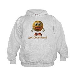 Got Chocolate? - Girl's Hoodie