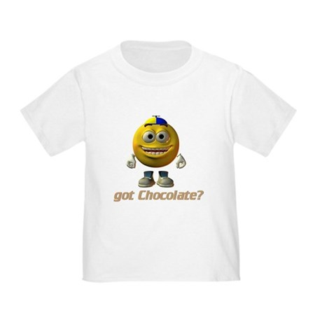 Got Chocolate? - Boy's Toddler T-Shirt