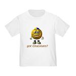 Got Chocolate? - Boy's Toddler T-Shirt