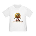 Got Chocolate? - Girl's Toddler T-Shirt