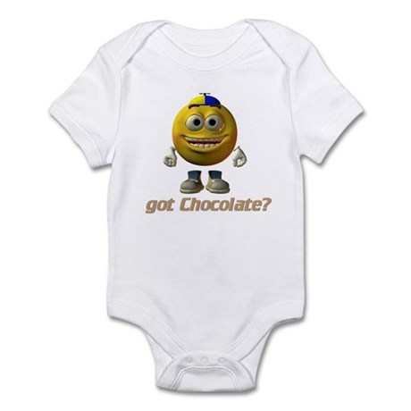 Got Chocolate? - Boy's Infant Bodysuit