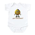 Got Chocolate? - Boy's Infant Bodysuit