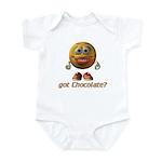 Got Chocolate? - Girl's Infant Bodysuit