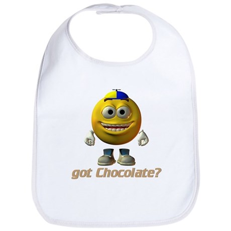 Got Chocolate? - Boy's Bib